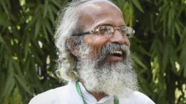 """In his maiden speech, delivered largely in Hindi but intermingled with Sanskrit, Bangla, Odiya, and English, Pratap Chandra Sarangi asked if the country will have a place for those who do not accept """"Vande Mataram""""."""