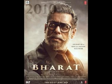 Bharat: Salman Khan is a grizzled old man in new poster of Ali Abbas Zafar's upcoming war drama