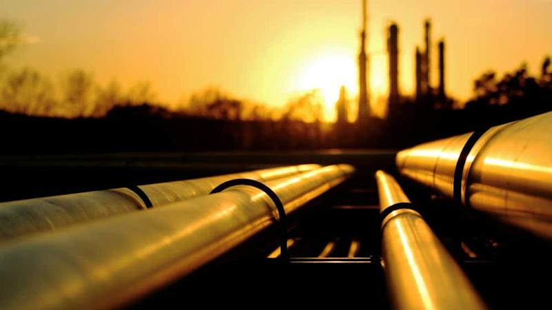 Gas pipelines