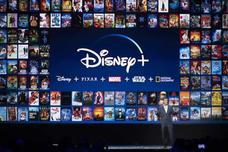 Disney+ Presentation at the D23 Expo in Anaheim, California. (The Walt Disney Company/Image Group LA)