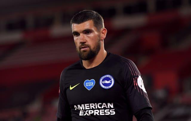 Mat Ryan has yet to feature for Arsenal since joining on loan from Brighton last month.