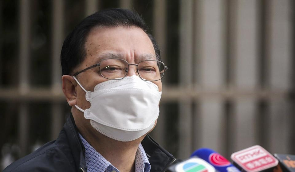 Pro-Beijing figure Tam Yiu-chung, one of the voices calling for reforms of Hong Kong's judiciary. Photo: Handout