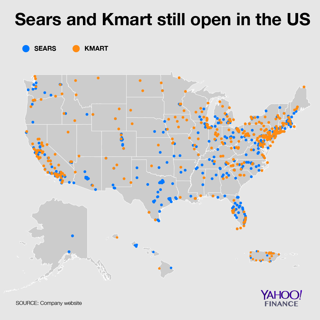 What to expect from the Sears and Kmart liquidation sales