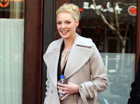 Exclu Public : On a rencontré Katherine Heigl à Paris