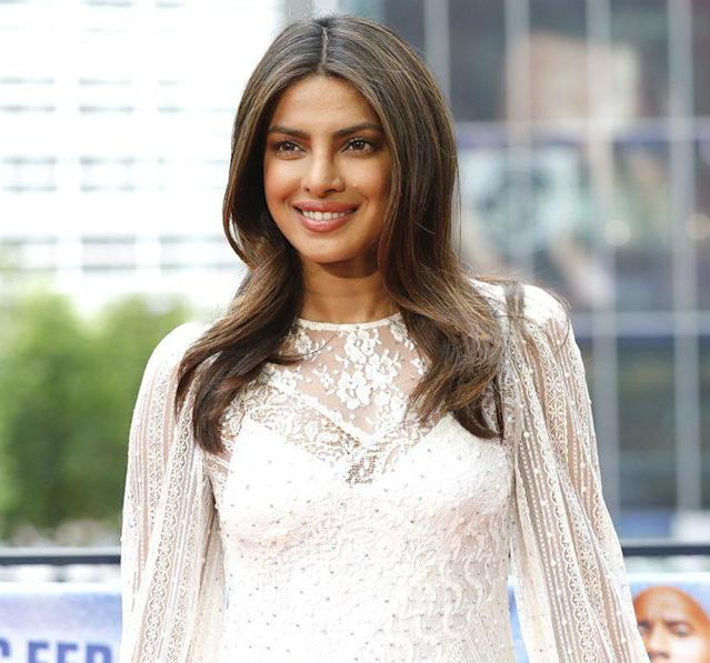 Priyanka Chopra promotes <em>Baywatch</em> in Berlin. (Photo: Andreas Rentz/Getty Images for Paramount Pictures)