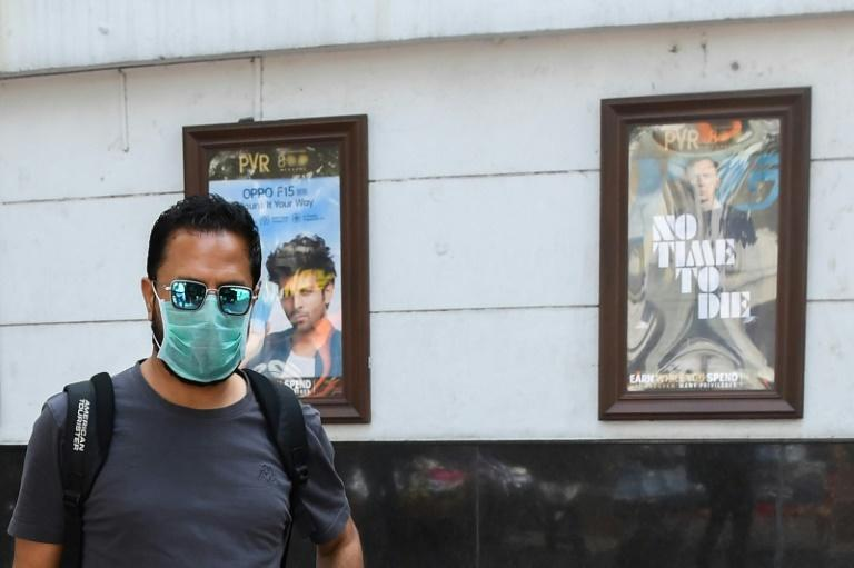 India on March 12 reported its first coronavirus death as authorities ordered schools, theatres and cinemas closed in New Delhi for the rest of the month