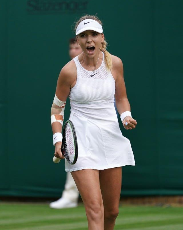 Wimbledon 2021 – Day One – The All England Lawn Tennis and Croquet Club