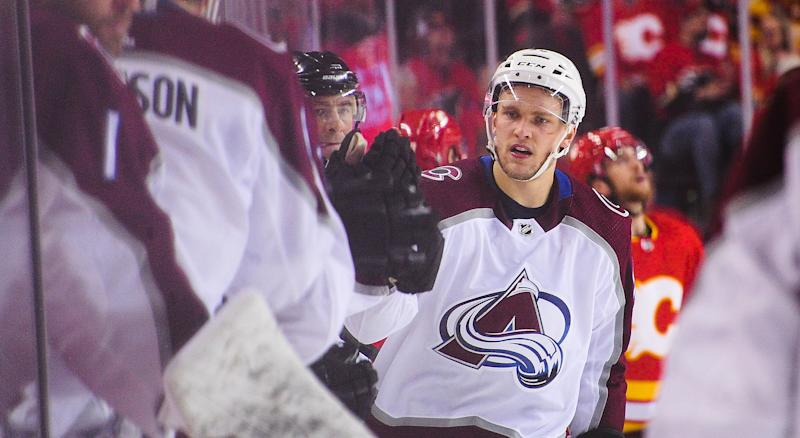 Mikko Rantanen signs six-year contract worth $9.25 million annually