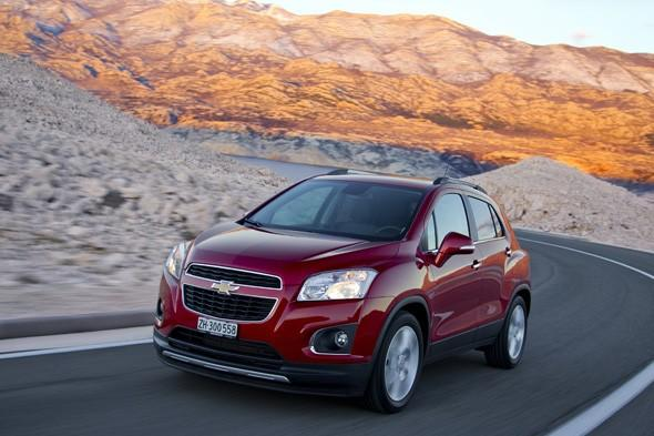 First drive: 2013 Chevrolet Trax