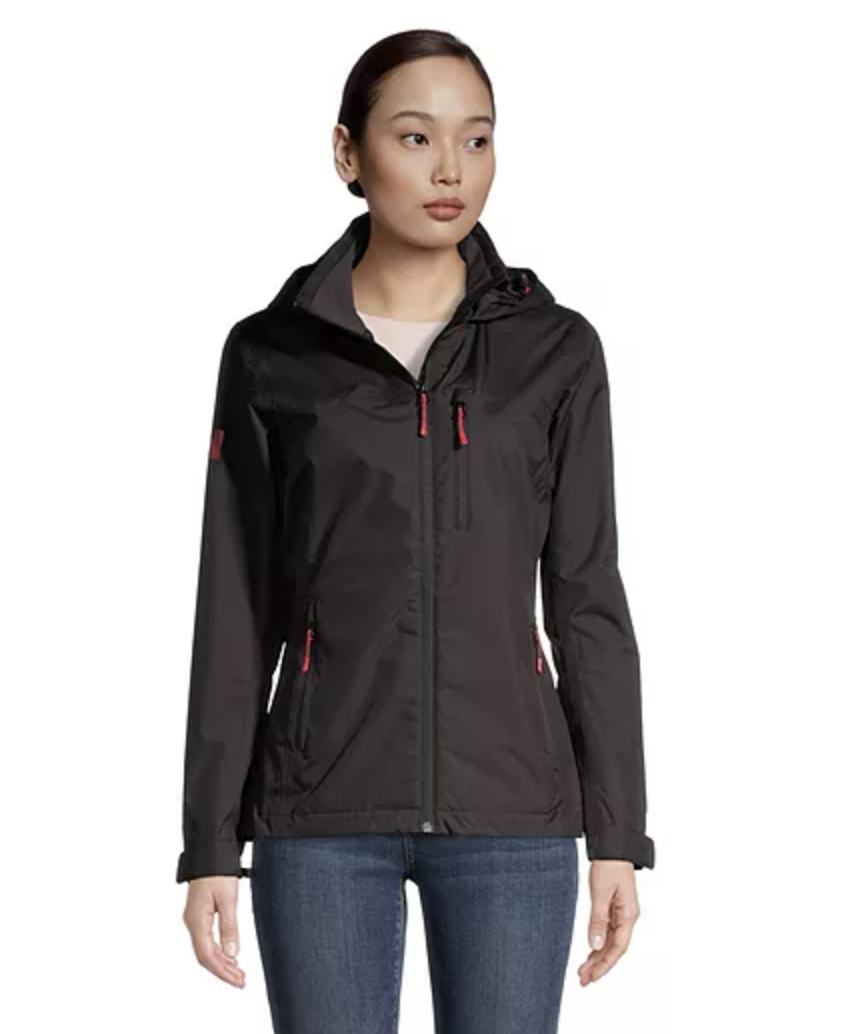 Helly Hansen Women's Halifax Hooded Jacket. Image via Sport Chek.