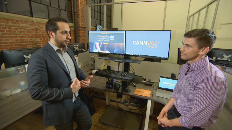 High-tech firms get ready to light up the weed industry