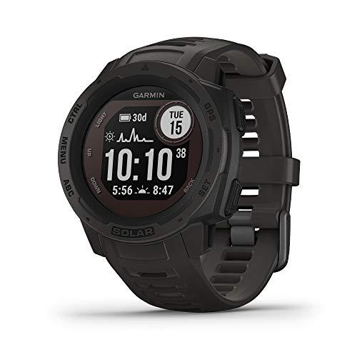 Garmin Instinct Solar Smartwatch (Amazon / Amazon)