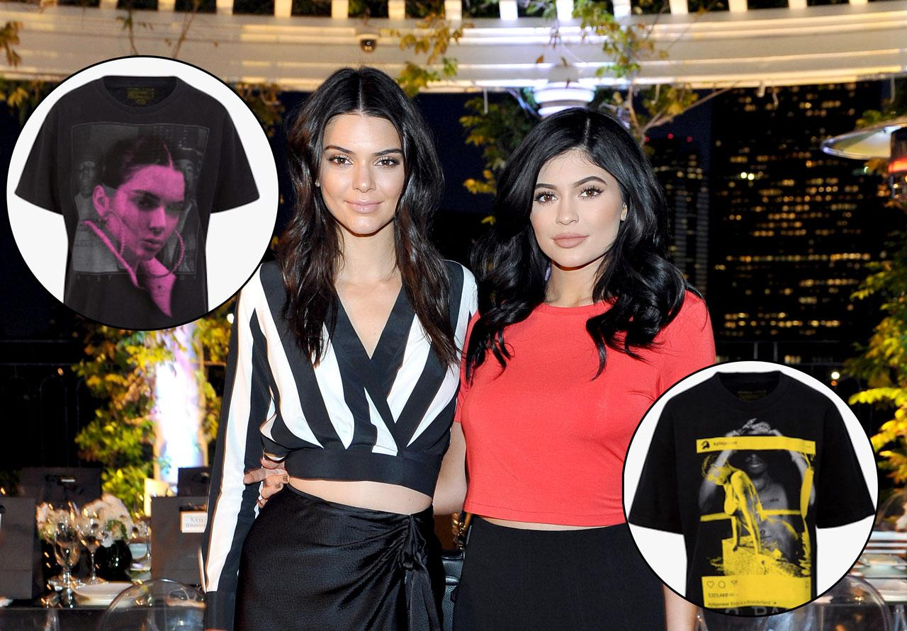 "<p>Kendall and Kylie Jenner found themselves in hot water with music royalty. The reality stars decided to sell ""vintage"" T-shirts with their faces superimposed over icons, such as Notorious B.I.G., Tupac, and Ozzy Osbourne, but they did not get permission from the families. The Doors issued a cease-and-desist, while many others threatened the same thing. Kendall and Kylie <a rel=""nofollow"" href=""https://www.yahoo.com/celebrity/kylie-kendall-jenner-apologize-heat-over-t-shirts-225233450.html"">pulled their T-shirts and issued an apology</a>, saying, <span>""These designs were not well thought out and we deeply apologize to anyone that has been upset and/or offended, especially to the families of the artists."" </span>(Photo: Getty images, insets: Kendall + Kylie) </p>"