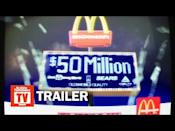 """<p>Remember waking up on a Saturday morning to pick up an Egg McMuffin and a hashbrown with the hopes that Boardwalk would be pasted to its wrapper? Well, turns out McDonald's famous Monopoly game might've been a scam! That shouldn't come as much of a surprise, but this HBO series follows an ex-cop who swindled the system to his favor for at least a decade.</p><p><a class=""""link rapid-noclick-resp"""" href=""""https://www.amazon.com/McMillions-Season-1/dp/B082DZ914K?tag=syn-yahoo-20&ascsubtag=%5Bartid%7C10063.g.34220939%5Bsrc%7Cyahoo-us"""" rel=""""nofollow noopener"""" target=""""_blank"""" data-ylk=""""slk:Stream it here"""">Stream it here</a></p><p><a href=""""https://www.youtube.com/watch?v=Uy-RJfBmu9s&feature=emb_logo"""" rel=""""nofollow noopener"""" target=""""_blank"""" data-ylk=""""slk:See the original post on Youtube"""" class=""""link rapid-noclick-resp"""">See the original post on Youtube</a></p>"""