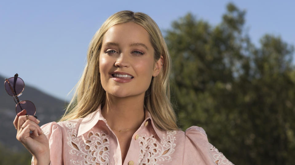 Laura Whitmore will return to host her first ever summer series of 'Love Island' this summer, after fronting the winter edition in 2020. (ITV)