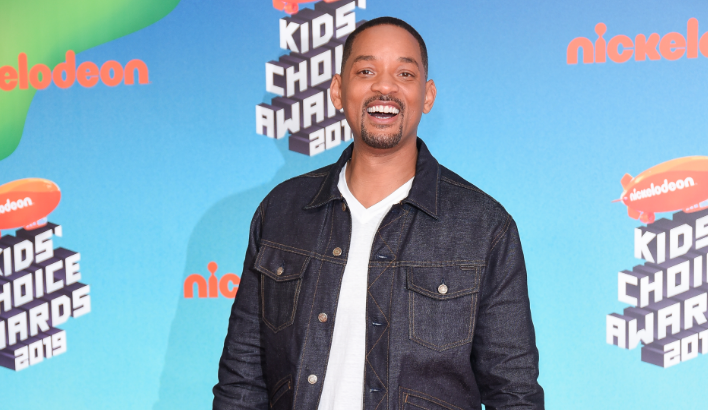 Will Smith (Credit: Getty)