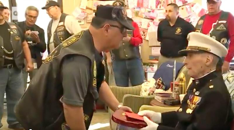 Major Bill White, 104-Year-Old World War II Veteran Who Never Celebrated Valentine's Day Receives Over 300,000 Love Letters (Watch Viral Video)