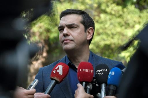 Greek foreign minister resigns, prime minister takes over