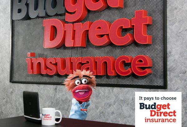 Budsy, true blue Singaporean mascot, set to attract value-conscious shoppers to buy insurance online in new marketing initiative from Budget Direct.
