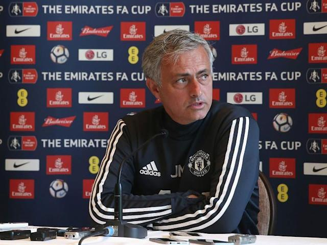 FA Cup final: Manchester United will wait until 'last moment' to decide if Romelu Lukaku is fit to play, says Jose Mourinho