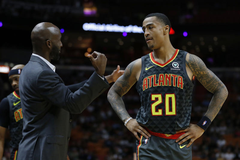 Hawks forward John Collins was suspended 25 games on Tuesday for violating the league's anti-doping policy.