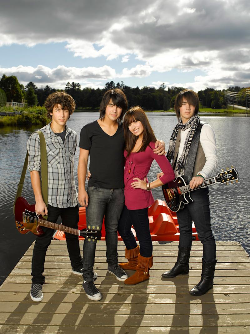 """The Jonas Brothers Recreated a Pivotal """"Camp Rock"""" Scene"""