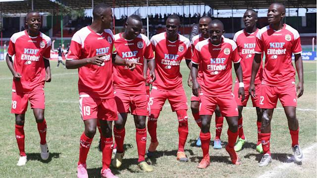 Timothy Odhiambo and Ibrahim Shambi who were with the national U23 team returned in time to make the squad