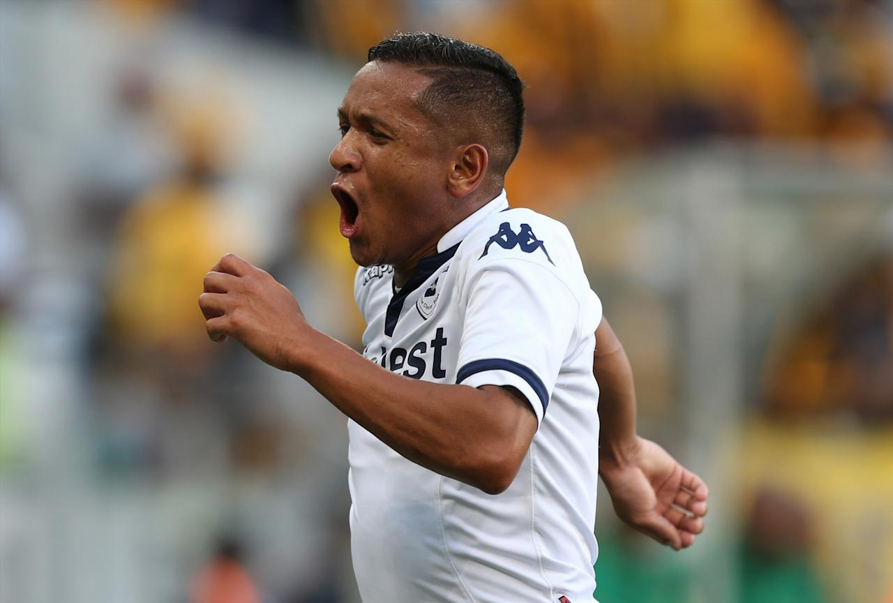 One of South Africa's most experienced players in the PSL, Daine Klate has come out in defense of the Chelsea striker