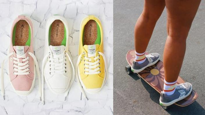 Best gifts for girlfriends: Cariuma sneakers
