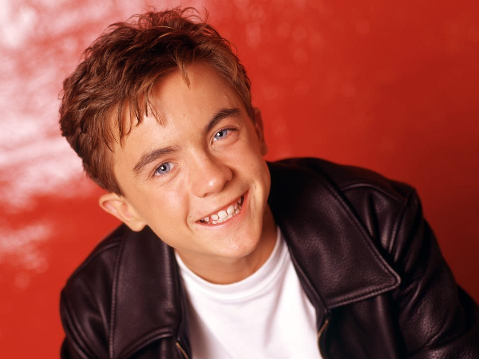 Frankie Muniz poses for a studio portrait circa 1998 in Los Angeles, California.
