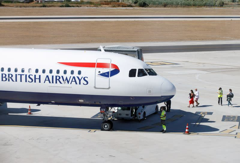 British Airways boss warns airline faces winter fight for survival