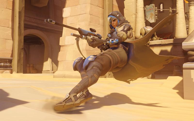 Are you ready to see Overwatch's Anubis in a whole new light? (Blizzard)