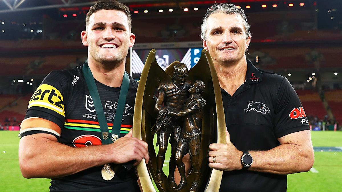 'Toll-poppy syndrome': Nathan Cleary's trophy fine is a joke