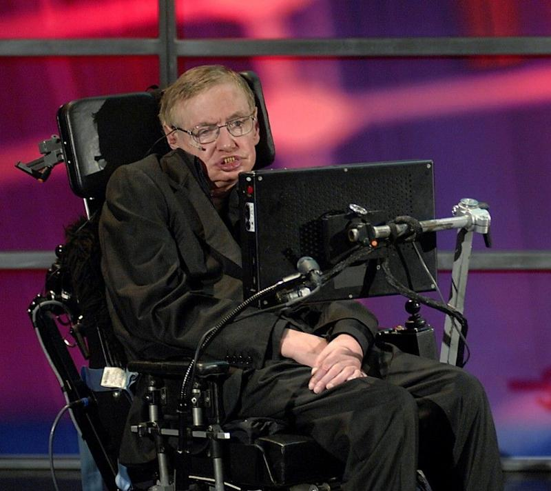 Stephen Hawking Expresses Concern Over Trump's Environment Policies