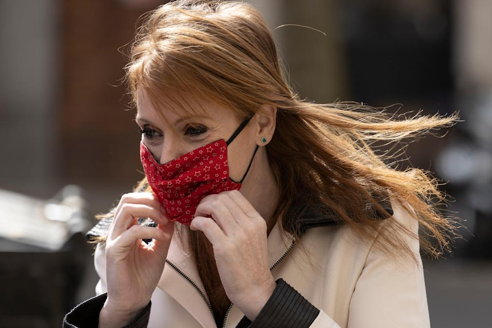 """Angela Rayner: Sadiq Khan """"understands the people of London""""Getty Images"""