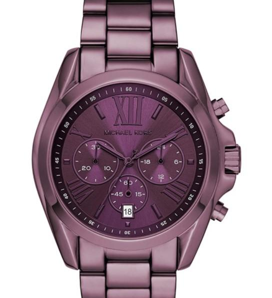 Michael Kors MK5550 Classic Analog Watch with Chronograph Dial for Women/amazon.com.mx