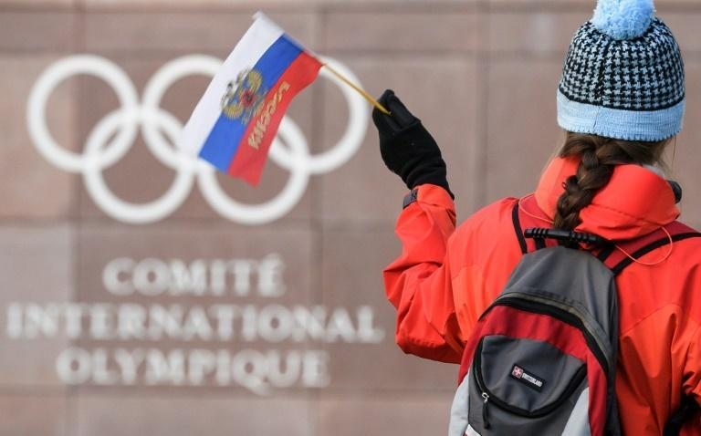 Russian athletes will compete without their flag and anthem at the Tokyo Olympics