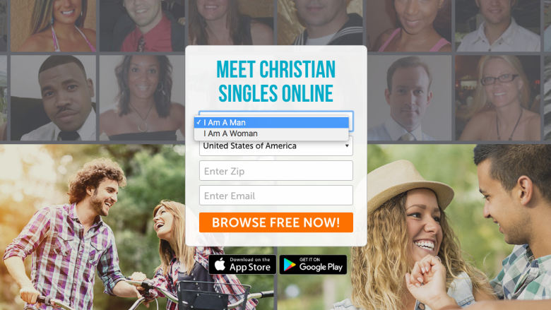 Christian mingle browse