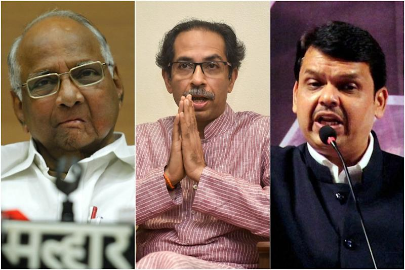 Maharashtra Muddle Shows Political Parties Merely Driven by Power in Post-ideology Age