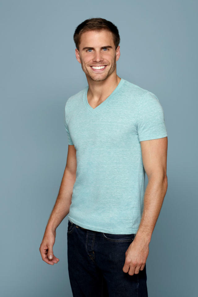 """<b>MICHAEL STAGLIANO (""""The Bachelorette"""" Season 5, Jillian Harris, """"Bachelor Pad 2"""")</b><br><br>Last time Michael came on """"Bachelor Pad,"""" he got the money. But sadly for him, money cannot buy happiness. Soon after taking the win, he found out that his ex-fiancé, Holly, was engaged to Blake. This time, he is not going to even think about the game or the money. He is just here to meet the girl of his dreams."""