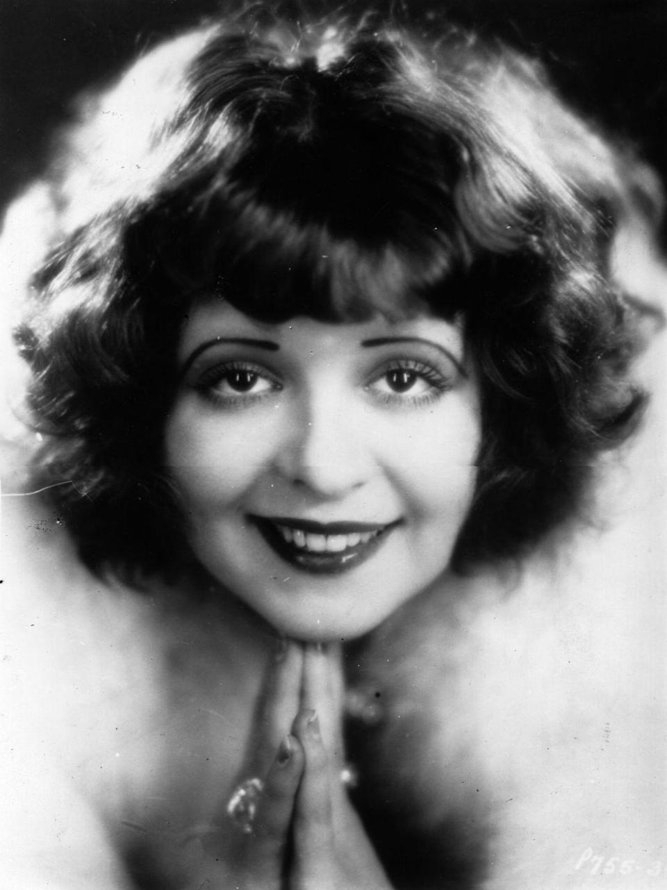 <p>Sure, films were in black and white, but when the public heard that movie star Clara Bow dyed her hair red, henna sales went through the roof.</p>