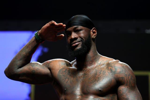 Deontay Wilder will face Tyson Fury for a third time later this year