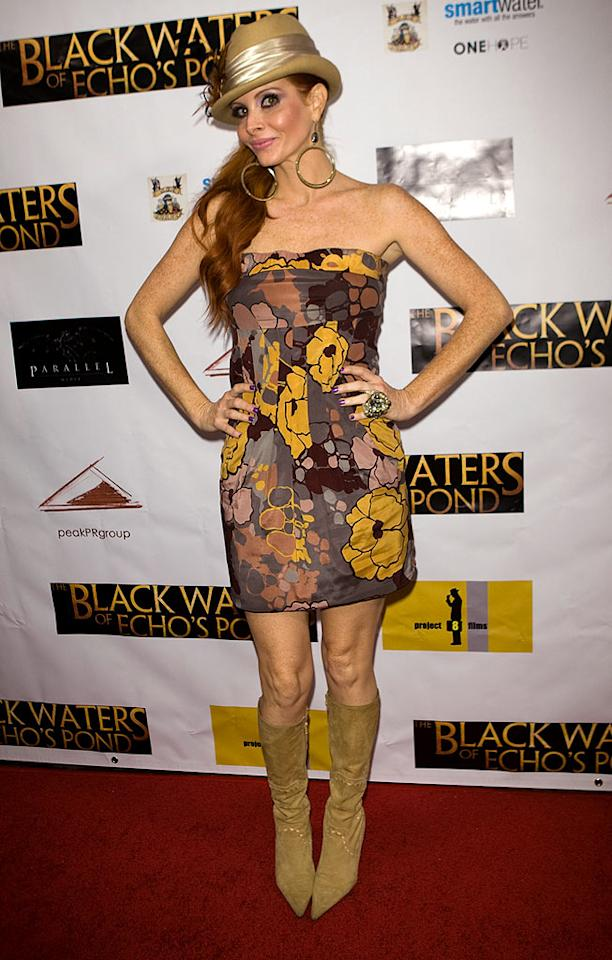 """And, if we raise enough money, perhaps we can assist Bai's BFF Phoebe Price with her wardrobe. Michael Bezjian/<a href=""""http://www.wireimage.com"""" target=""""new"""">WireImage.com</a> - November 3, 2009"""