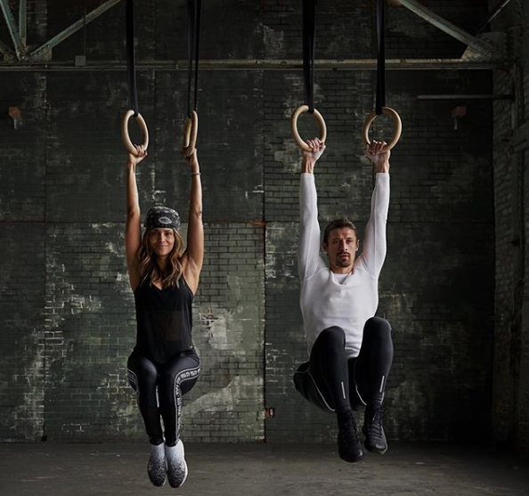 """<p>Halle is """"also not afraid to experiment and explore and take risks when it comes to fitness,"""" Thomas told <em><a href=""""https://people.com/health/halle-berry-trainer-peter-lee-thomas-tips/"""" rel=""""nofollow noopener"""" target=""""_blank"""" data-ylk=""""slk:People"""" class=""""link rapid-noclick-resp"""">People</a></em>, """"because she understands that in order for there to be potential growth and change, she's going to have to do things that are commonly difficult to do.""""</p>"""