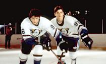 """<p>In the third <strong>Mighty Ducks</strong> installment, the hockey team is given the opportunity of a better education and hockey resources at an elite prep school. However, with the pressure of academics and a new head coach, the Mighty Ducks may not survive. </p> <p><a href=""""http://www.hulu.com/movie/d3-the-mighty-ducks-7f580318-82ad-46d3-a0a5-c8b9fdece37d"""" class=""""link rapid-noclick-resp"""" rel=""""nofollow noopener"""" target=""""_blank"""" data-ylk=""""slk:Watch D3: The Mighty Ducks on Hulu."""">Watch <strong>D3: The Mighty Ducks</strong> on Hulu.</a></p>"""
