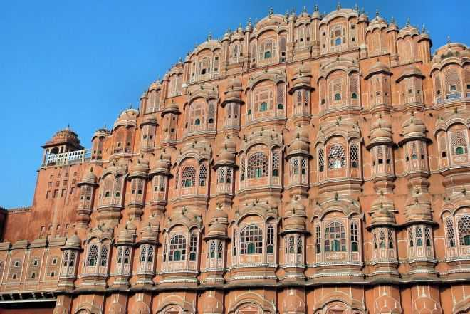 UNESCO's World Heritage Committee inscribed Jaipur the 'Pink City of India' among its World Heritage Sites.