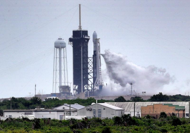NASA targets Aug. 2 to bring astronauts from SpaceX Crew Dragon home