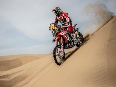 Dakar Rally: Hero MotoSports' Portugese rider Paulo Goncalves dies after accident during seventh stage