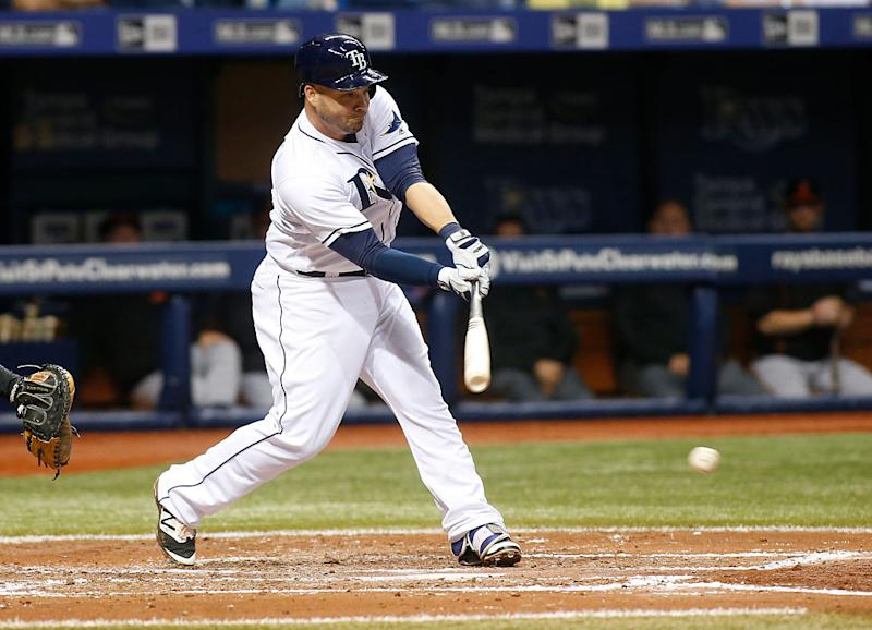 Steve Pearce is headed to Toronto. (Getty Images)