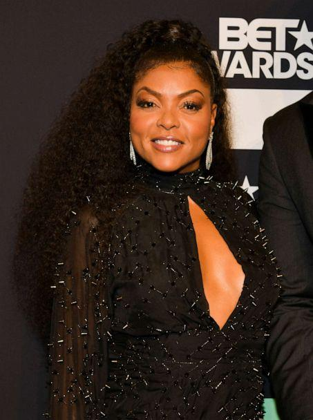 PHOTO: Taraji P. Henson poses for a portrait at the 2019 BET Awards on June 23, 2019 in Los Angeles. (Rodin Eckenroth/Getty Images, FILE)